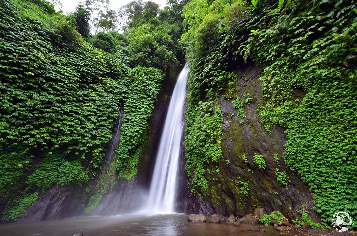 Cascade de Munduk