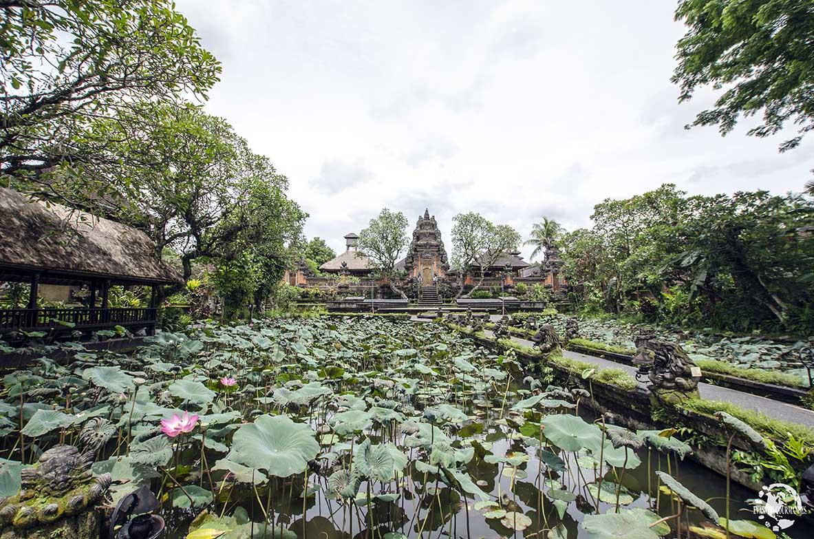 Pura Taman Saraswati