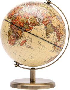Globe terreste vintage