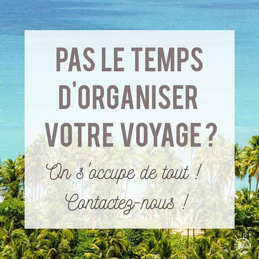 organisation voyage