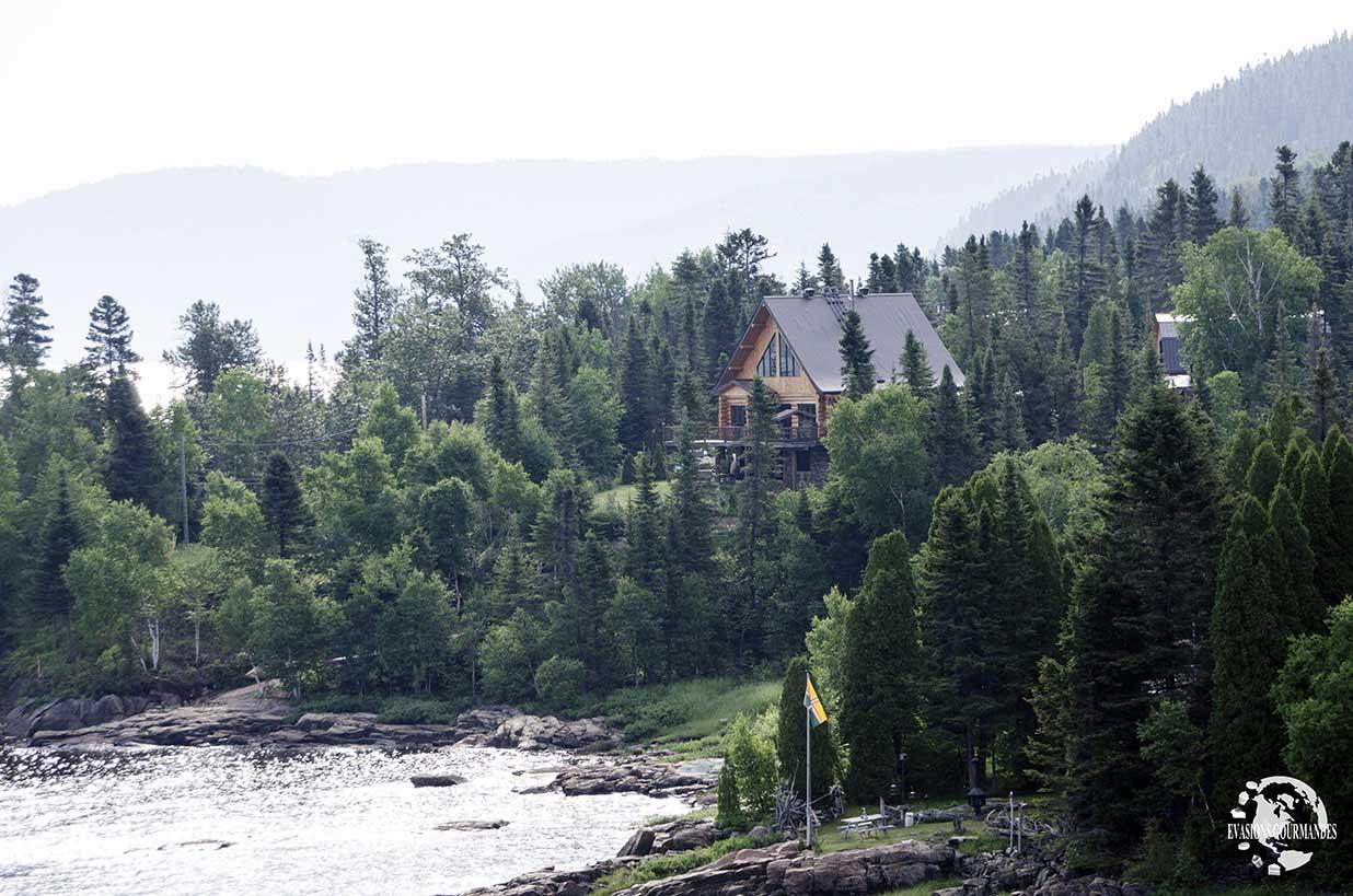 croisière sur le fjord du Saguenay
