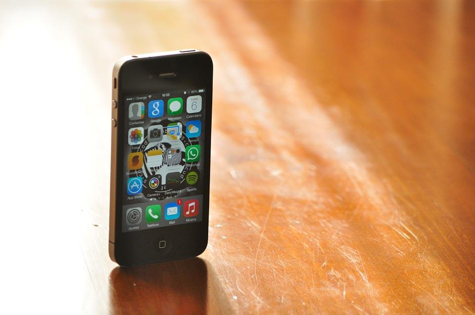 applications de smartphone