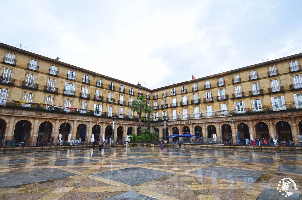 Plazza Nueva Bilbao