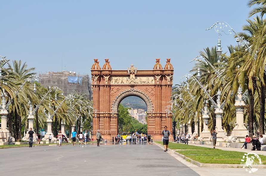 Ciutadella Barcelone