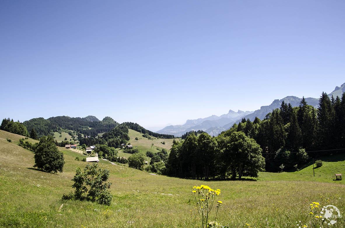 Paysages Alpes du Léman