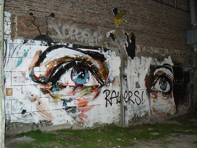 Week end à Bruxelles Street Art