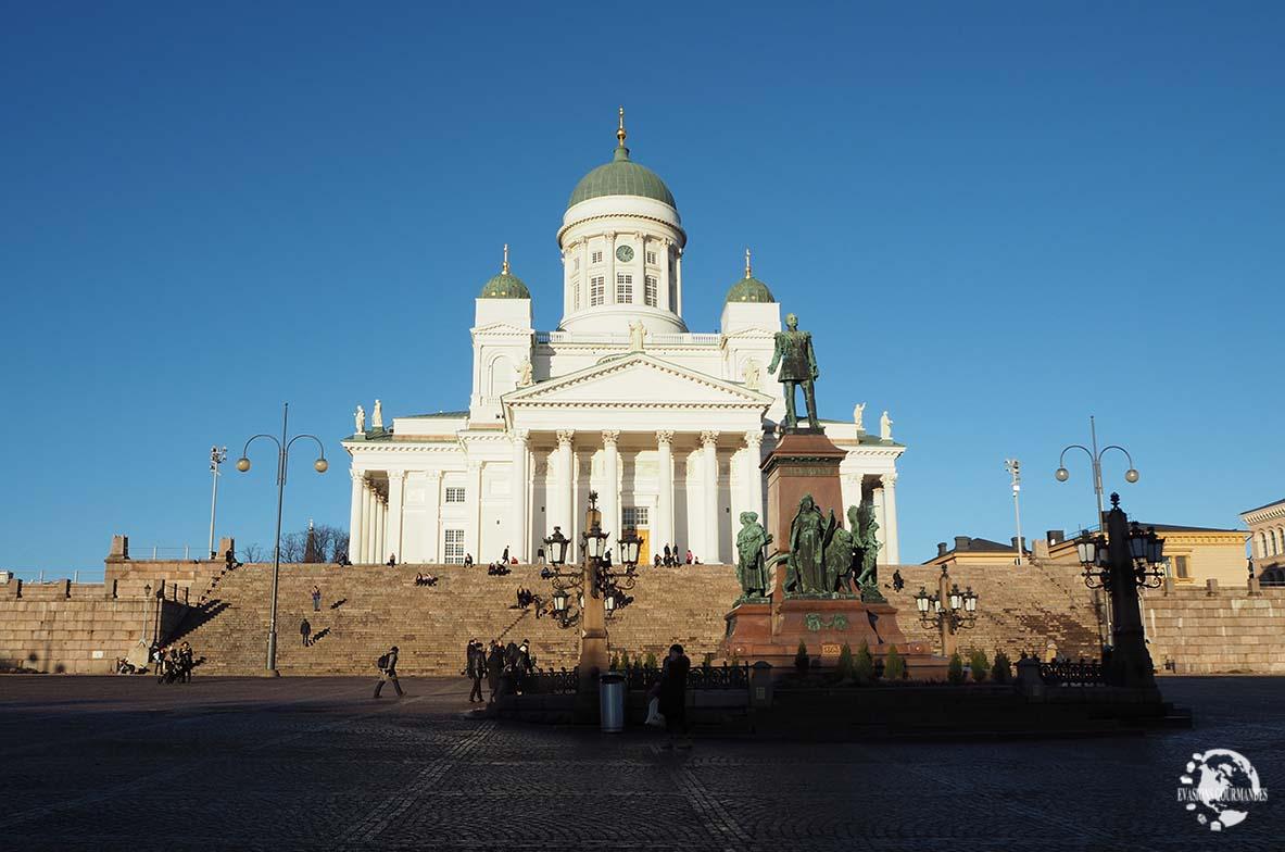 Cathédrale luthérienne Helsinki