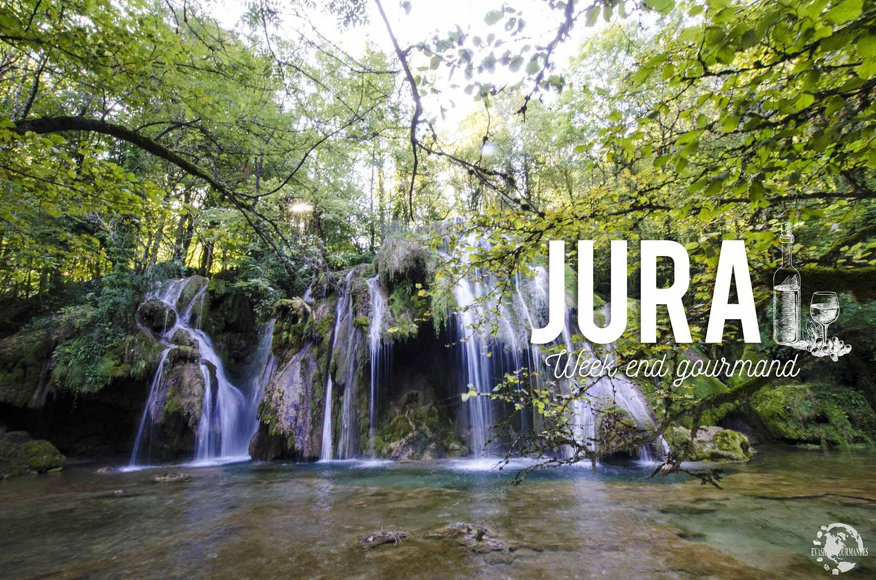 Week end dans le Jura