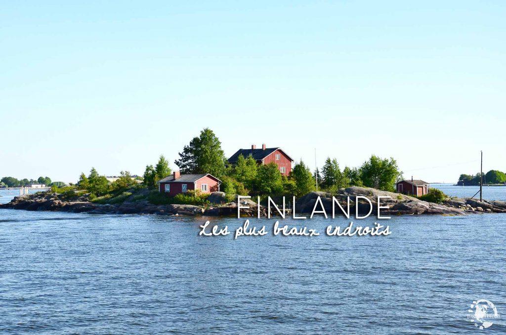 Les plus beaux endroits de la Finlande