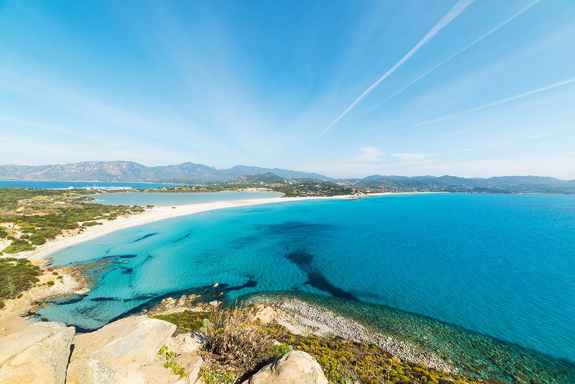 Porto Giunco - plus belles plages de Sardaigne