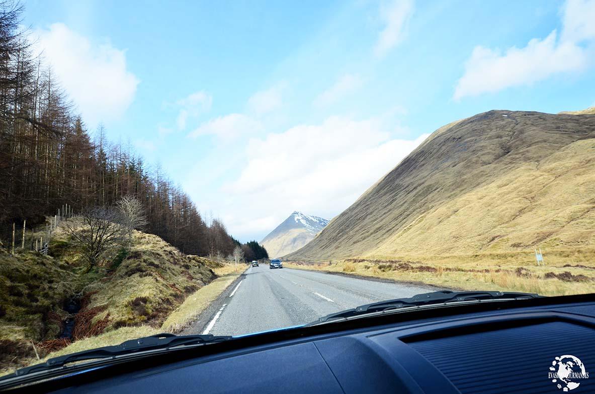 road trip Ecosse