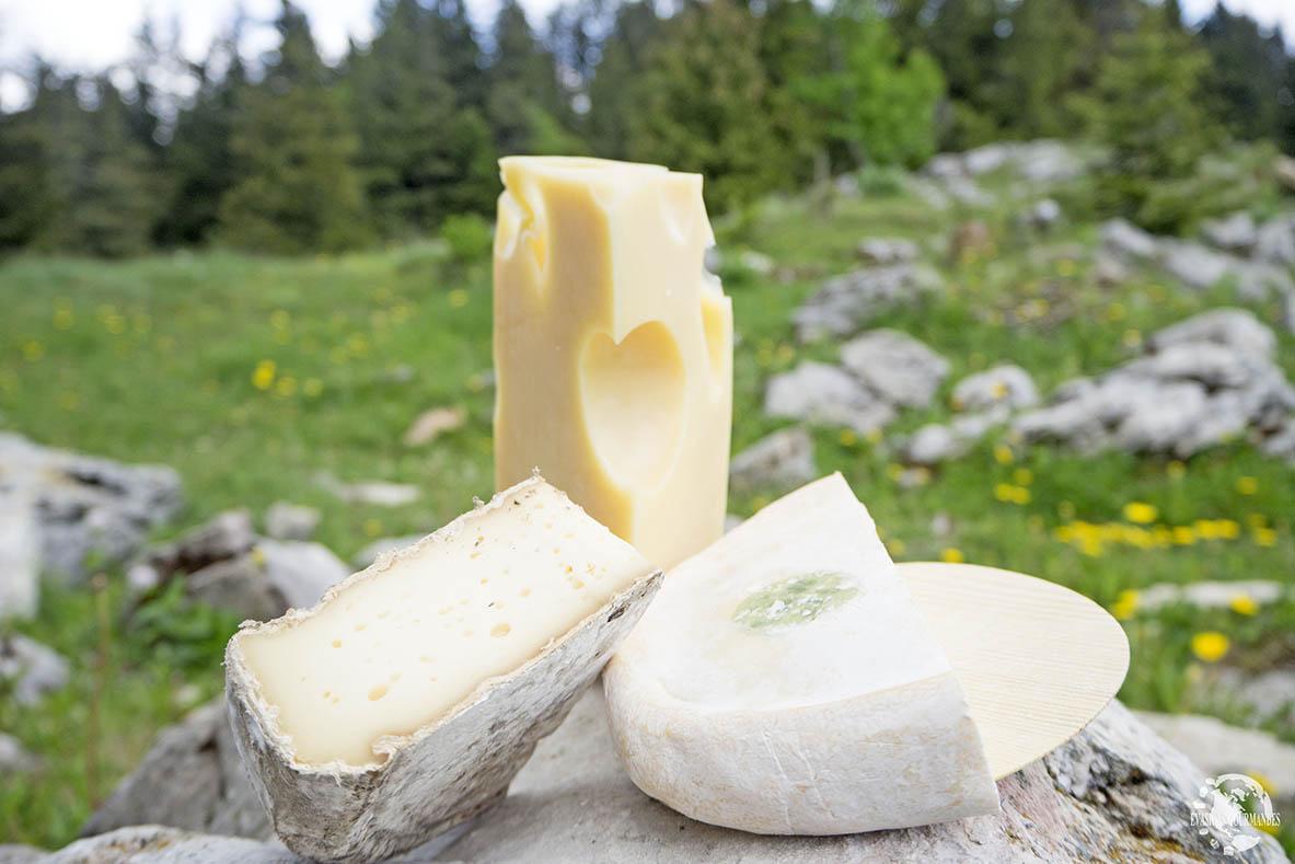 Route des Fromages de Savoie