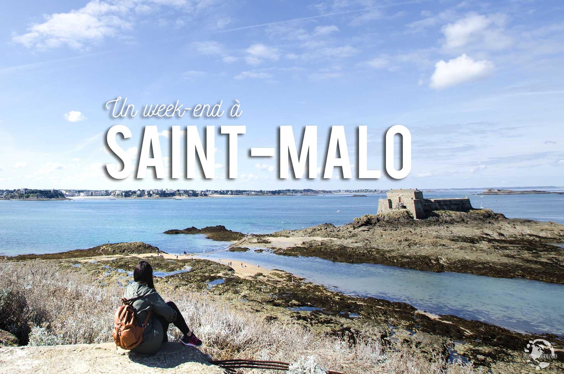 Week end à Saint-Malo