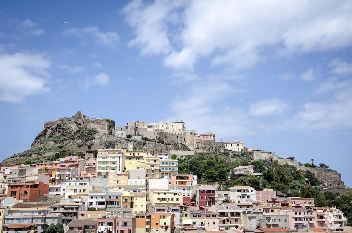 Castelsardo Sardaigne