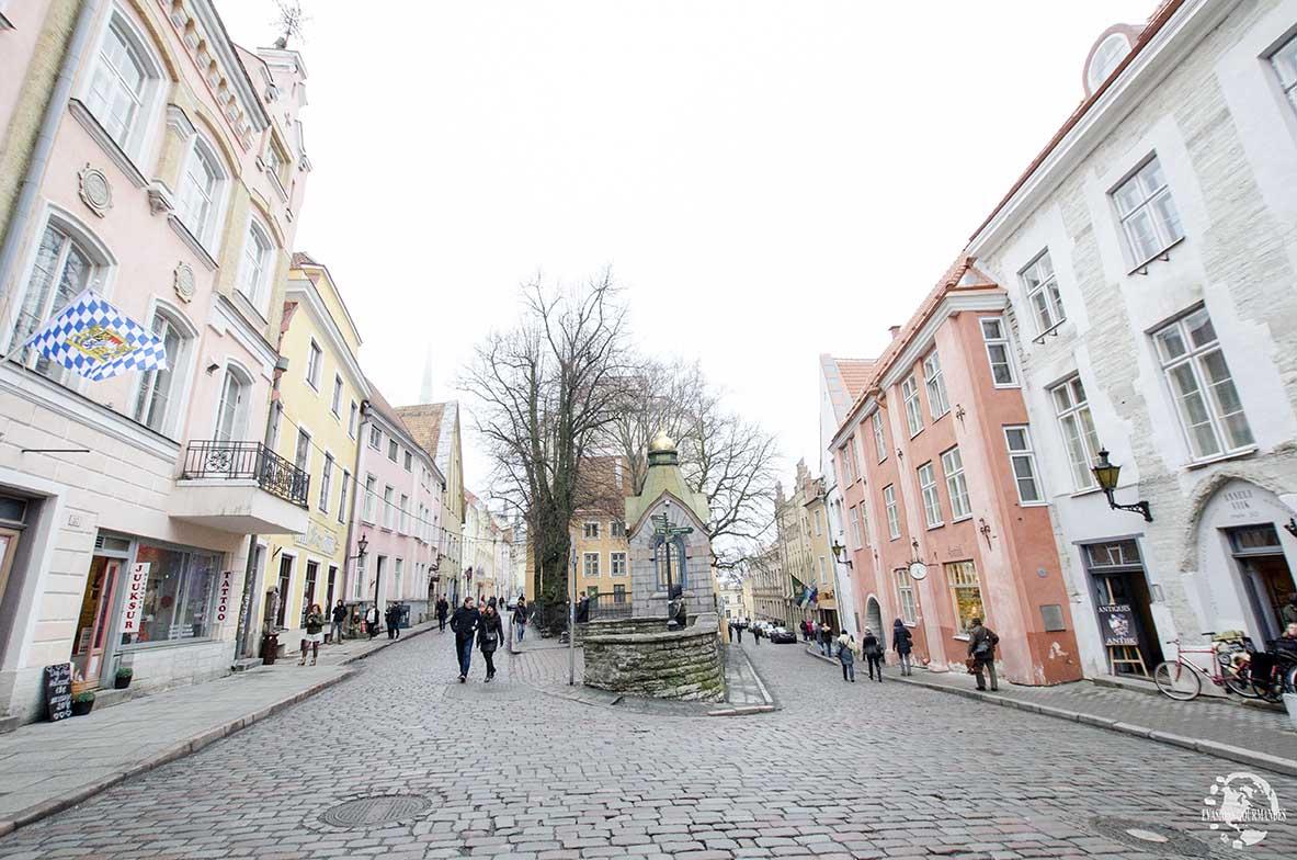 Rejoindre Tallinn en Estonie depuis Helsinki