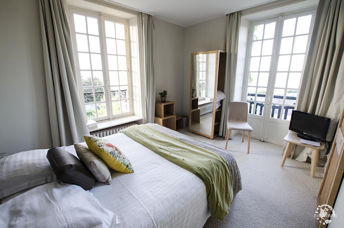 Road trip en Bretagne : hotel Ty Mad
