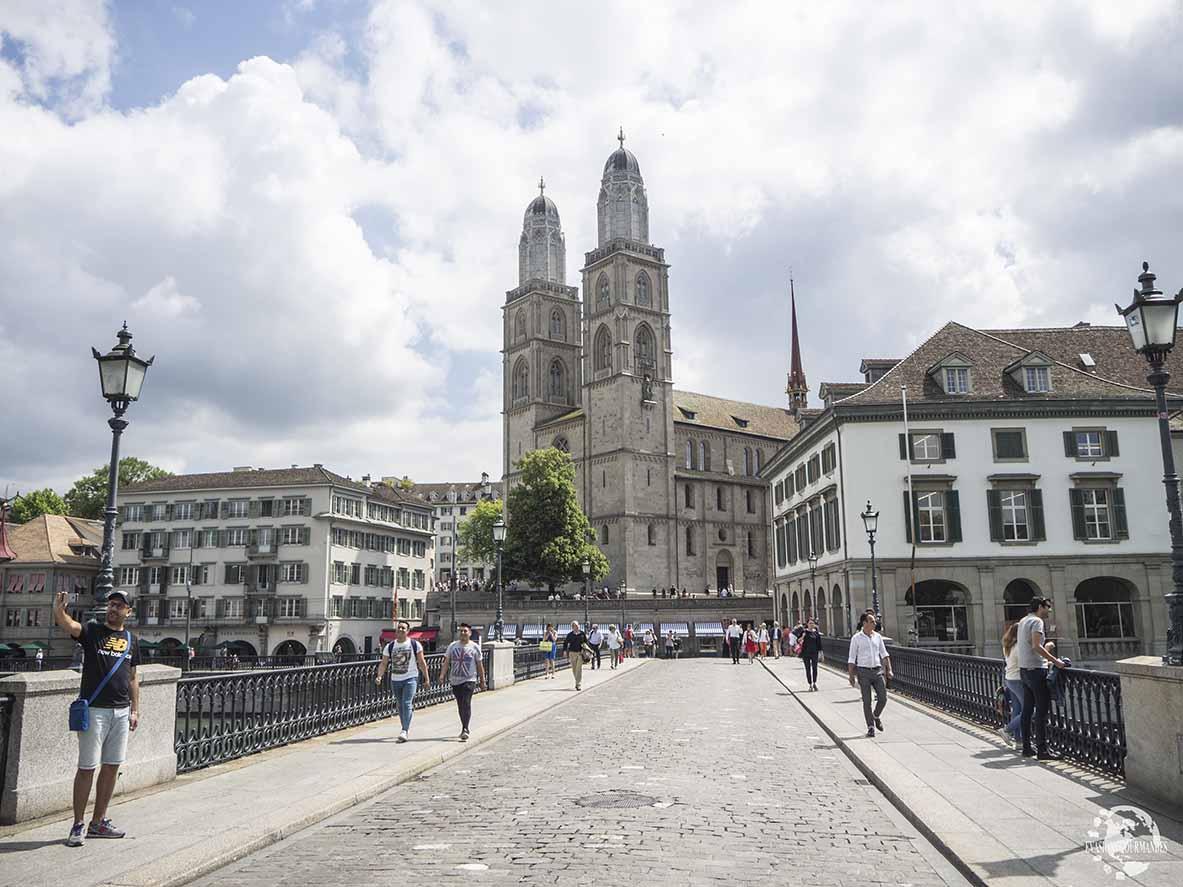 Zurich, vieille ville