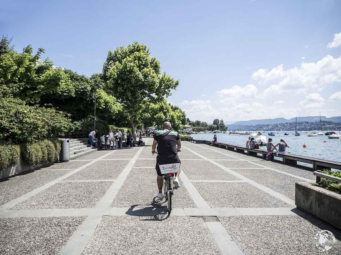 Vélo Zurich