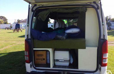 Mighty campervan