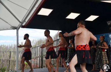 danse maori