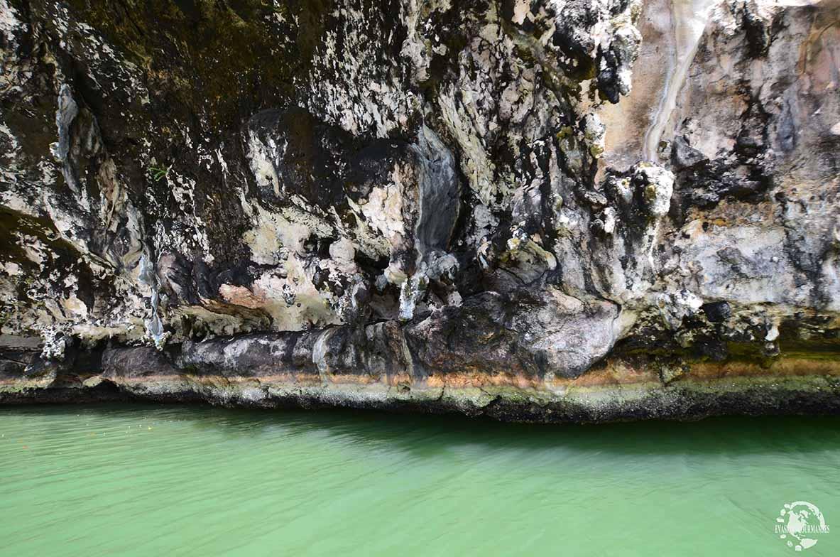 Los Haitises - grottes