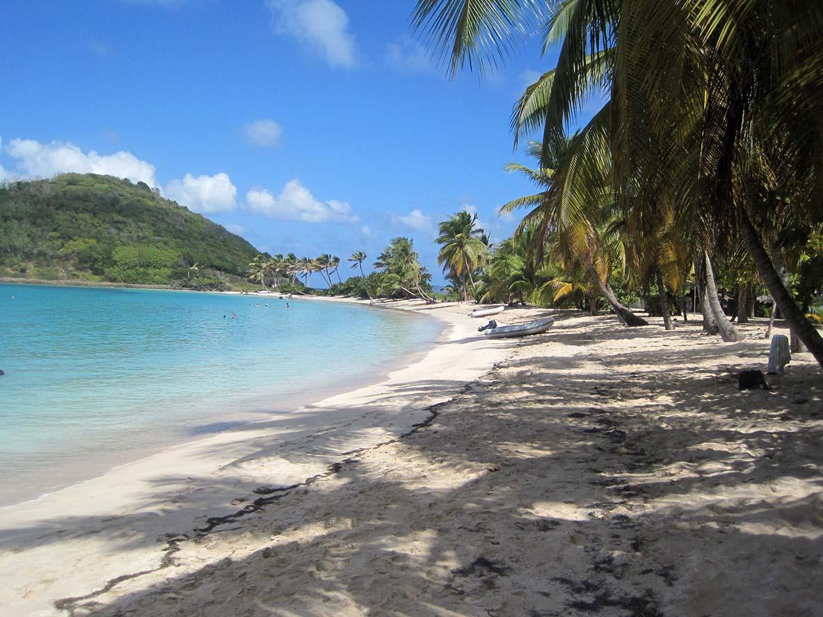 Îles Grenadines blog voyage