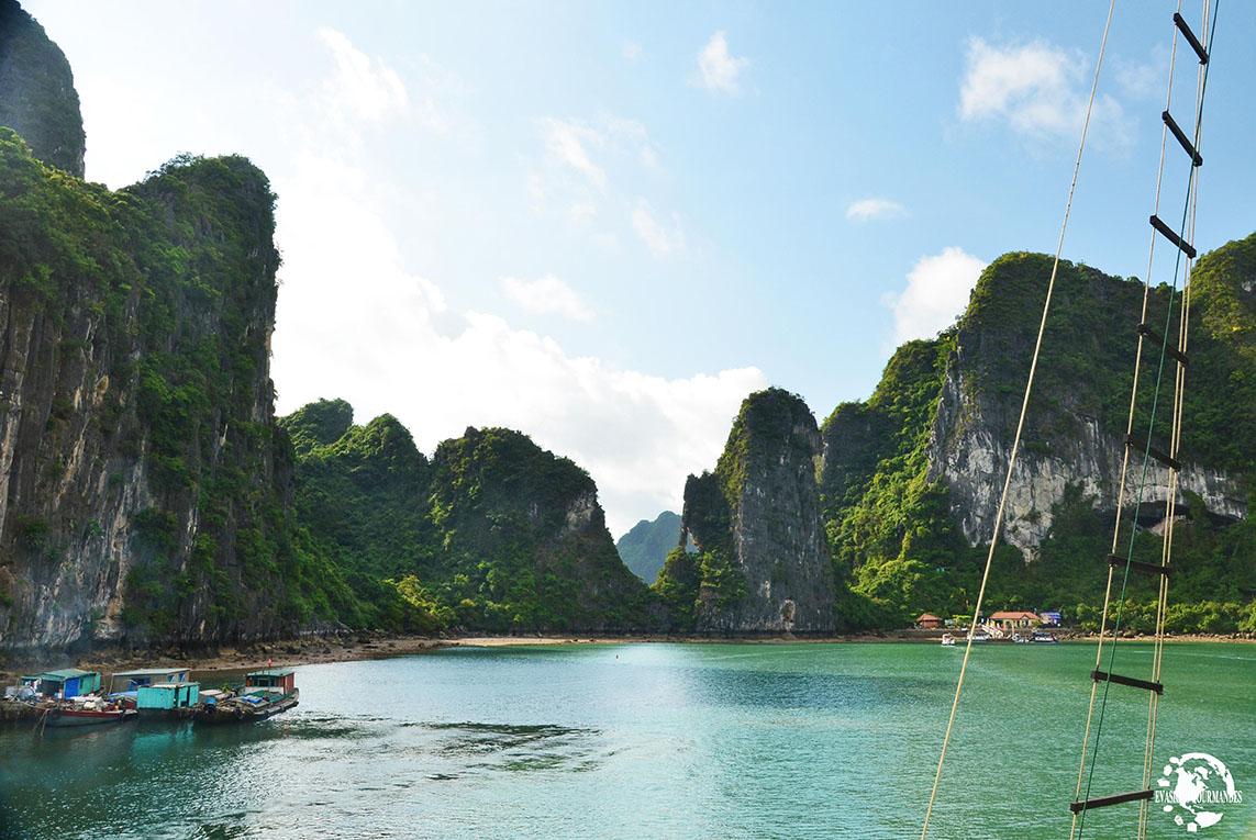Visiter la Baie d'Ha Long