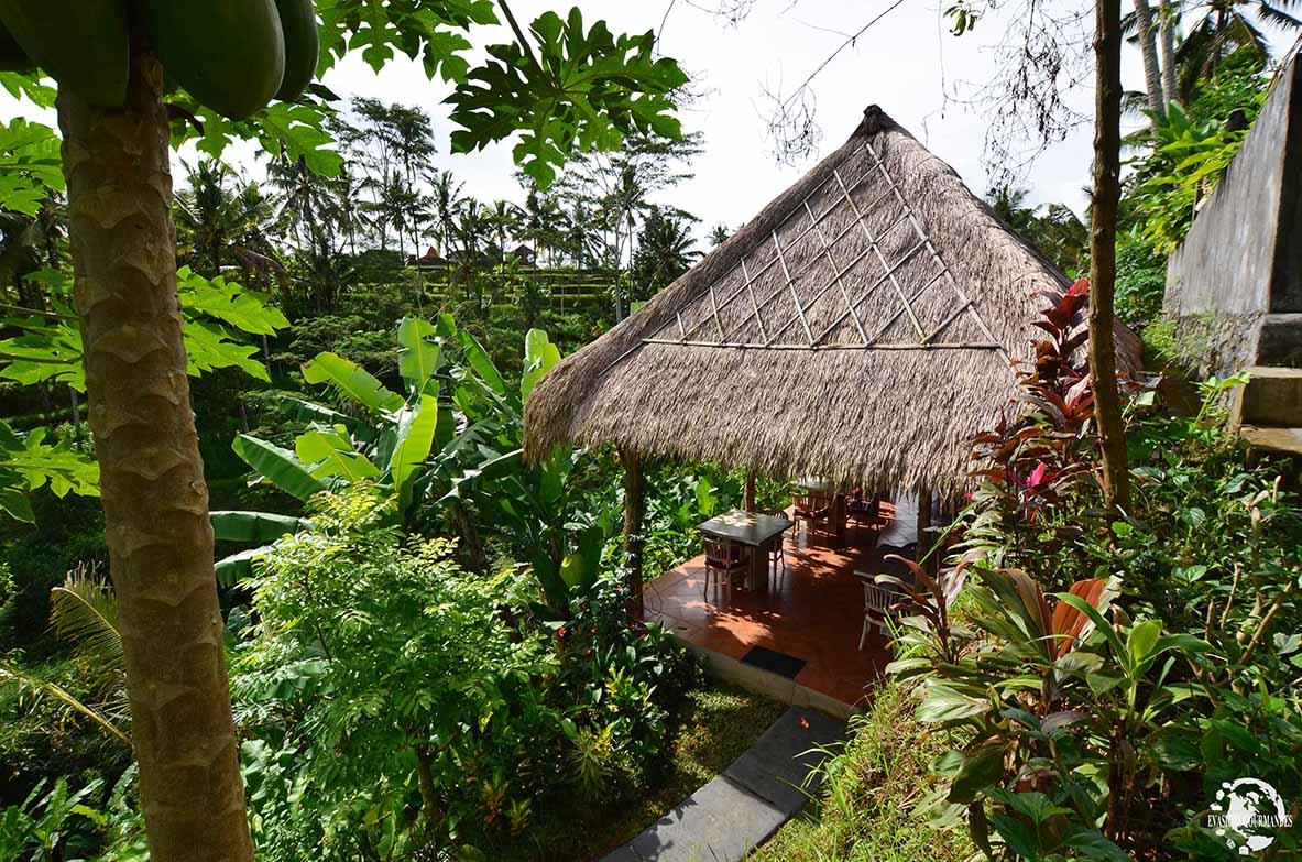 Où dormir à Ubud ? Bersila maison du bonheur