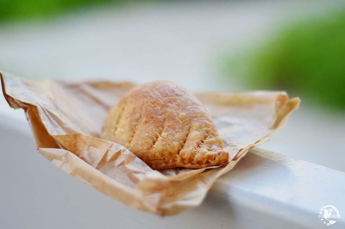 Pâté coco Martinique