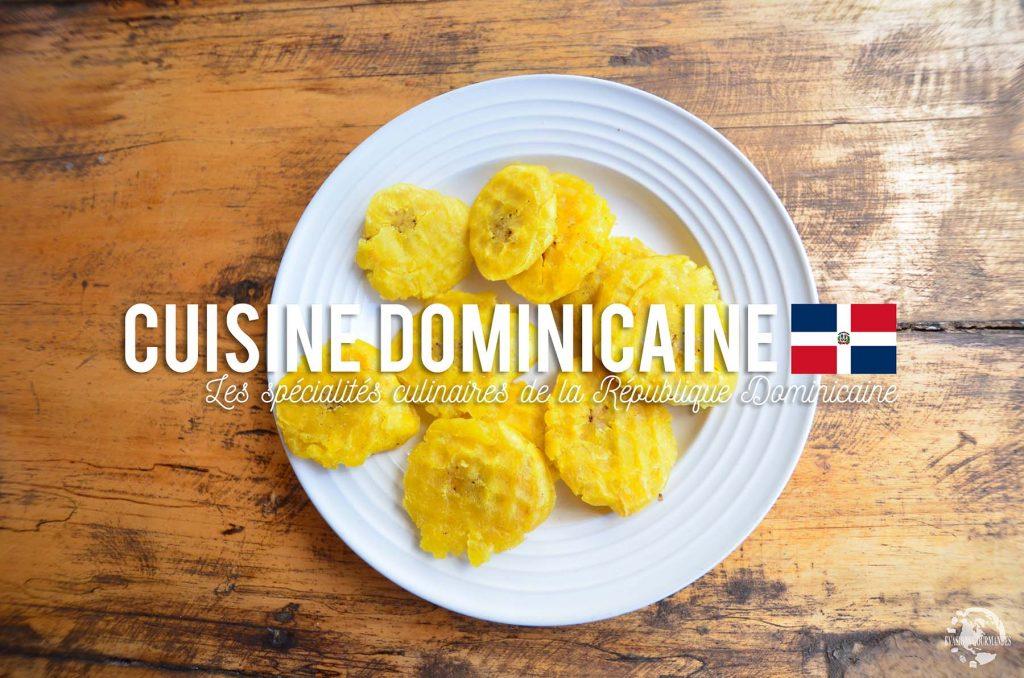 Cuisine dominicaine