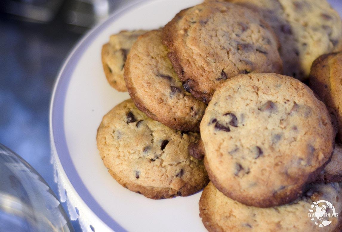 Cookies aux 2 chocolats