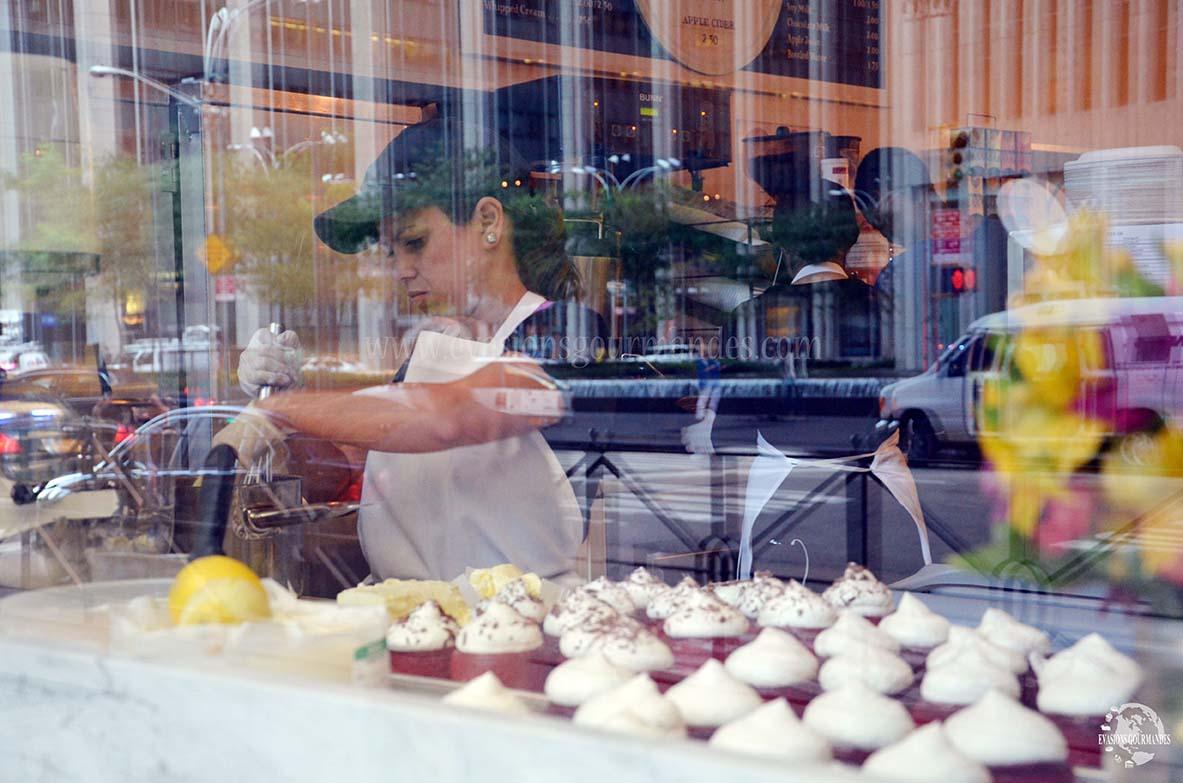 cupcakes Magnolia Bakery
