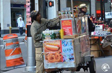 street food New York