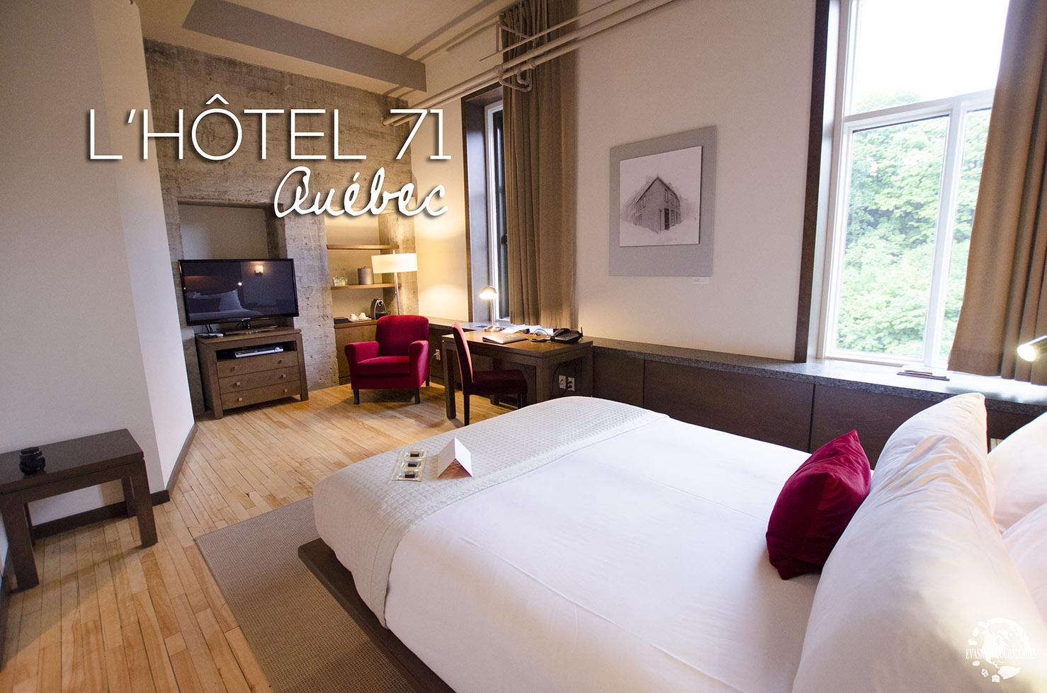 Hôtel 71 Québec