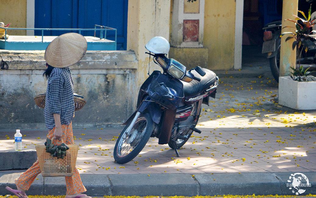 Les rues de Hué Vietnam