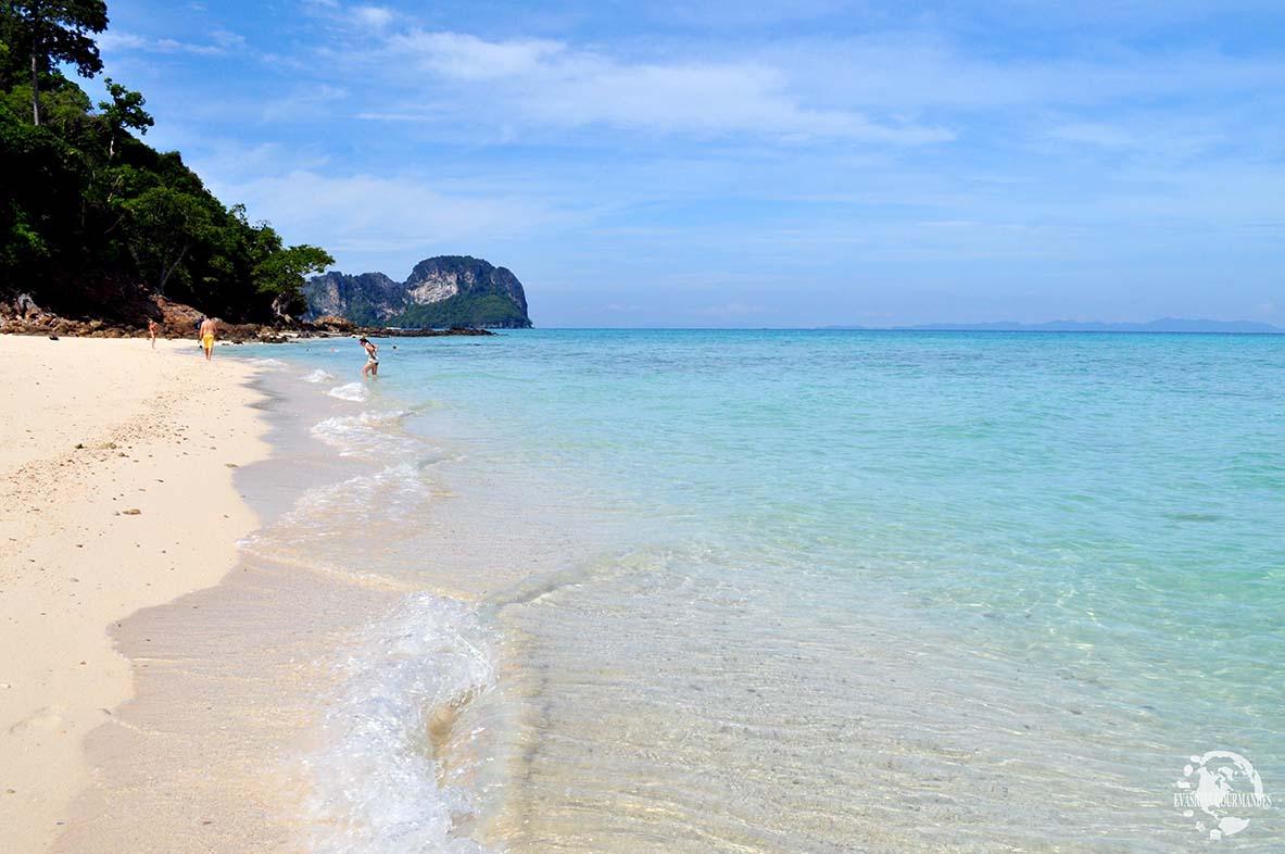 Koh Mai Phai, Bamboo Island - - Les plus belles plages du monde