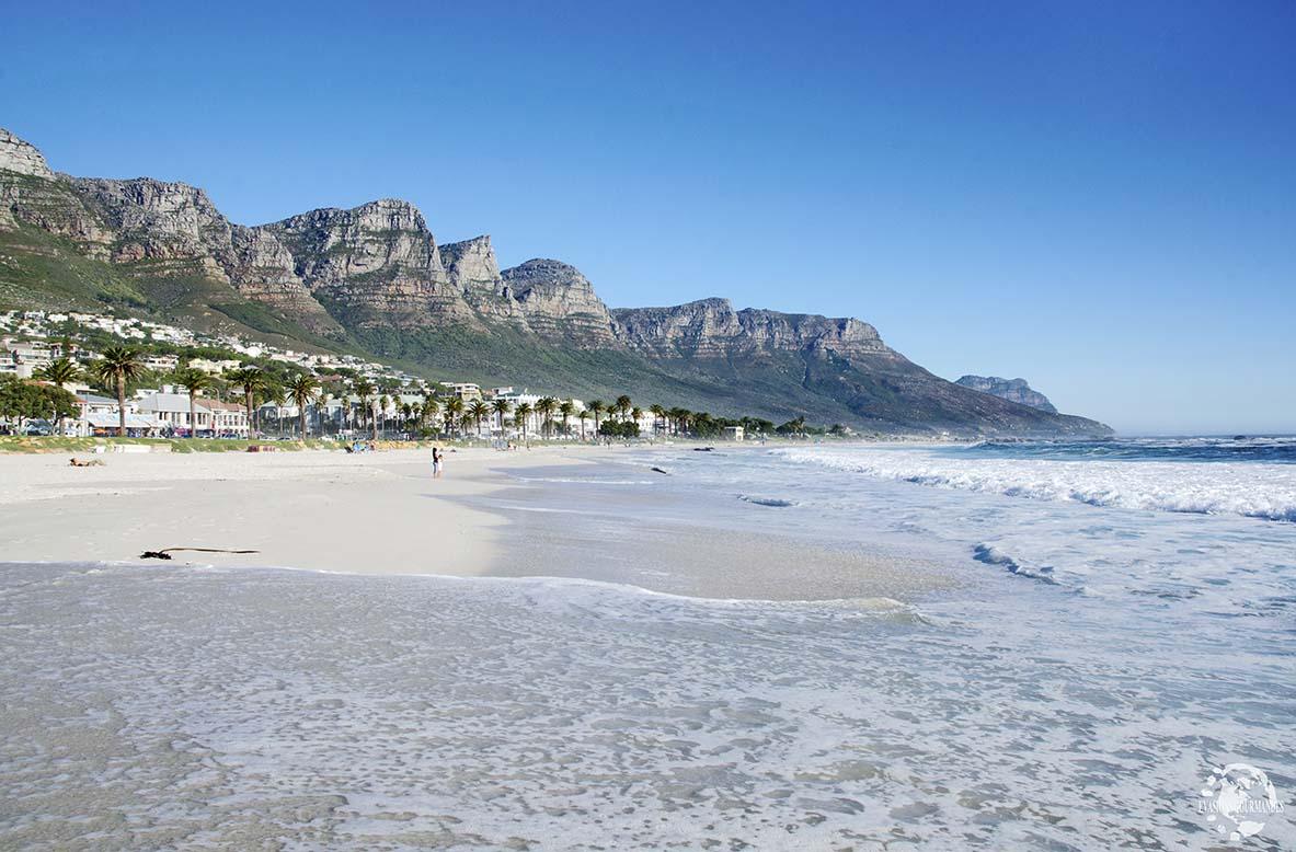 Camps bay, Afrique du Sud - - Les plus belles plages du monde