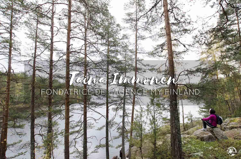 Taina Immonen My Finland