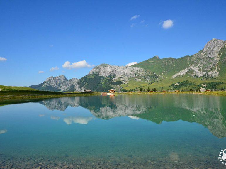 La montagne en été