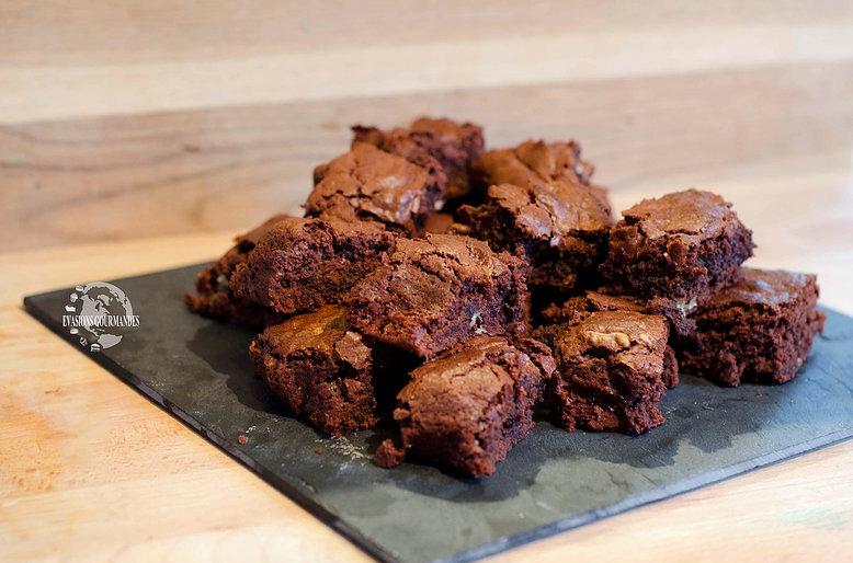 brownies americain