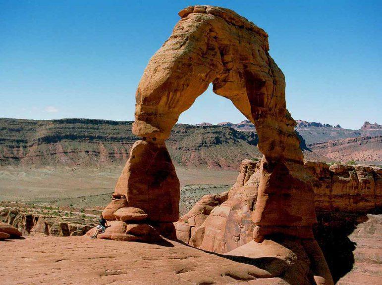 Delicate Arch,