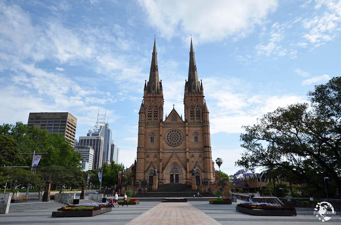 Mary's Church Sydney
